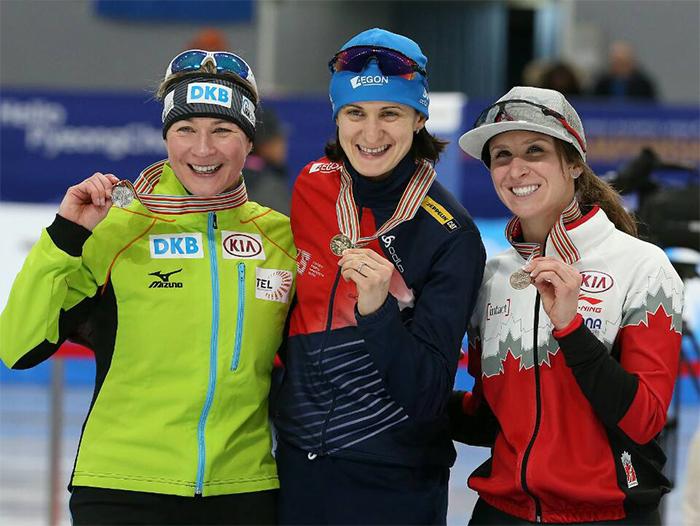Tschechien Gewinnt 5000 Meter Eisschnelllauf Der Damen Koreanet
