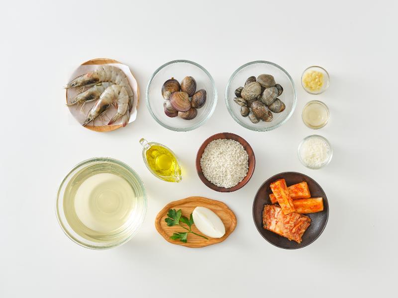 kimchipaella_ingredients